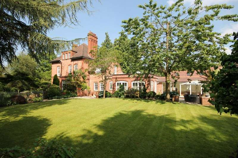 7 Bedrooms House for sale in Legh Road, Knutsford