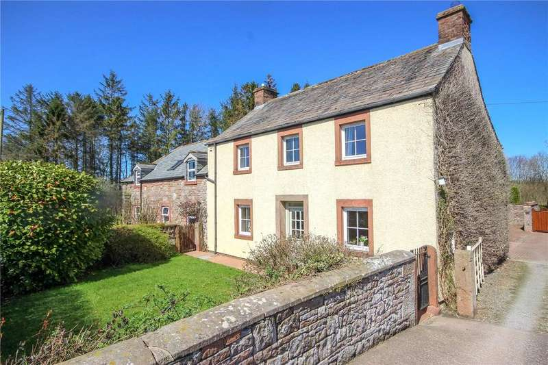 4 Bedrooms Link Detached House for sale in Glen House, Unthank, Skelton, Penrith