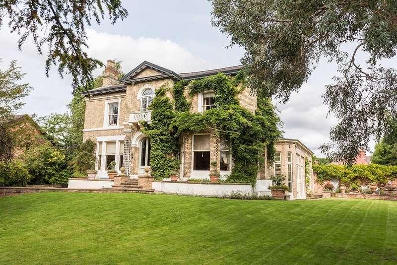 6 Bedrooms Detached House for sale in Heyes Lane, Alderley Edge