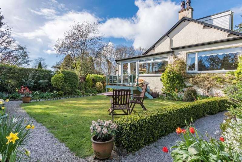 3 Bedrooms Detached House for sale in Haggswood, Haggs Lane, Cartmel, Cumbria, LA11 6HD