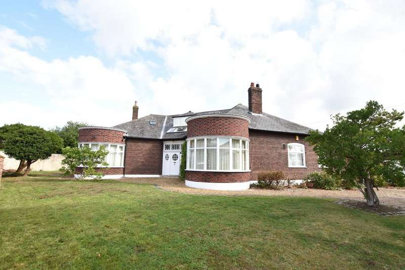 4 Bedrooms Detached Bungalow for sale in Earlsway, Curzon Park