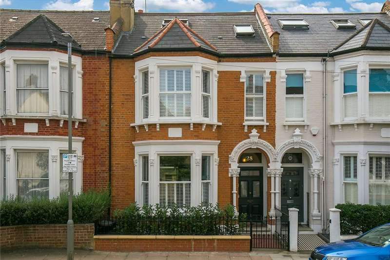 5 Bedrooms Terraced House for sale in Brandreth Road, London, SW17