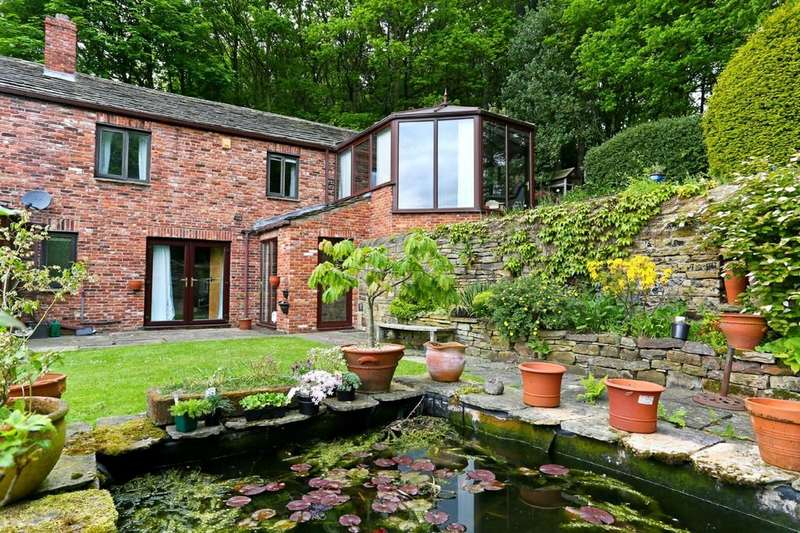 4 Bedrooms Barn Conversion Character Property for sale in Huddersfield Road, Bretton