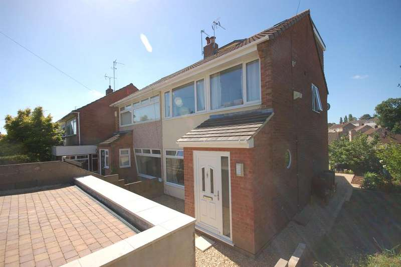 3 Bedrooms Semi Detached House for sale in Ashley, Kingswood, Bristol BS15 9UD