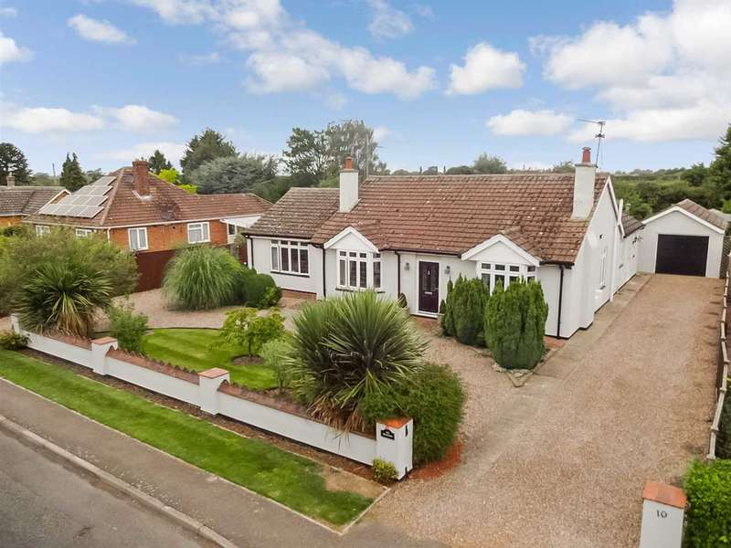 3 Bedrooms Bungalow for sale in Littlemoor Lane, Sibsey, Sibsey, Boston