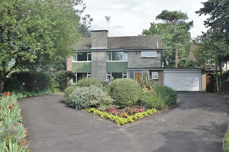 4 Bedrooms Detached House for sale in Wrotham Road, Wrotham Road, Meopham