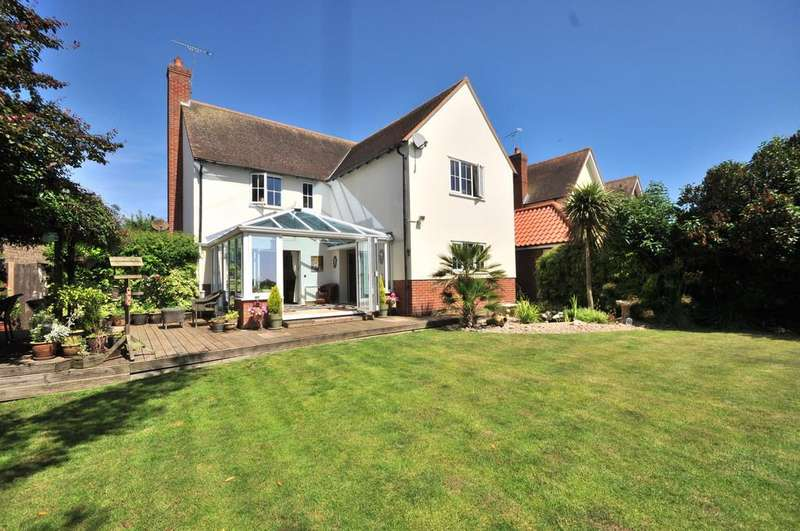 4 Bedrooms Detached House for sale in Lower Road, Peldon, CO5 7QR