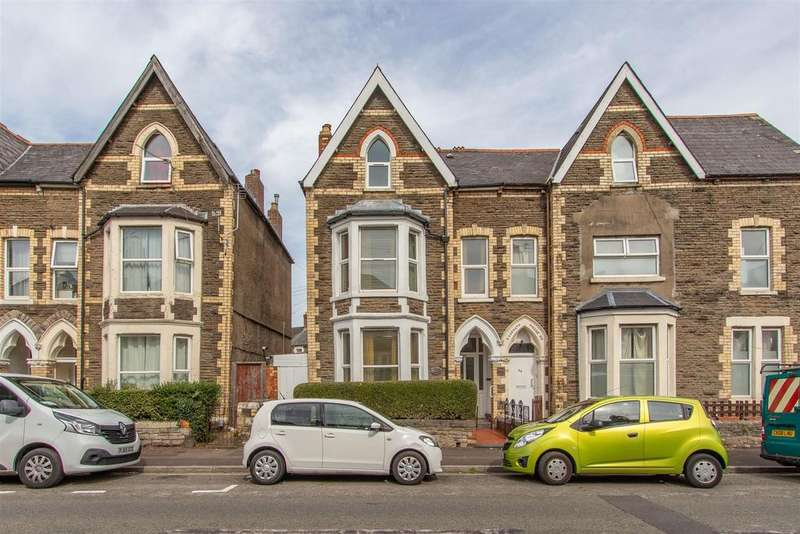 5 Bedrooms Semi Detached House for sale in Wyndham Crescent, Cardiff