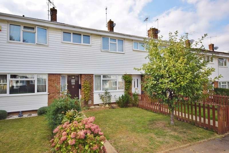 3 Bedrooms Terraced House for sale in Eastrop, Basingstoke, RG21
