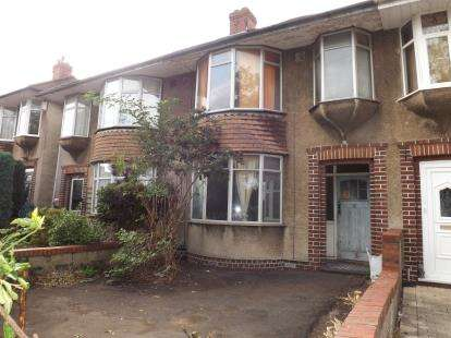 3 Bedrooms Terraced House for sale in Conygre Road, Filton, Bristol