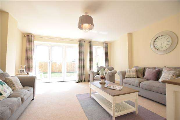 4 Bedrooms Link Detached House for sale in Avon valley gardens Bath Road, Keynsham, BRISTOL, BS31 1TF