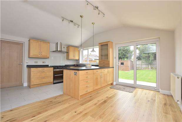 4 Bedrooms Semi Detached House for sale in Wistley Road, Charlton Kings, Cheltenham, Glos, GL53