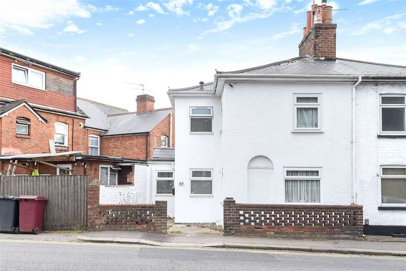 2 Bedrooms Semi Detached House for sale in Prospect Street, Caversham, Reading, Berkshire, RG4