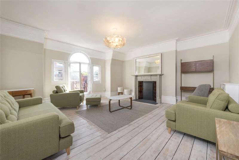 4 Bedrooms Apartment Flat for sale in Fortune Green Road, West Hampstead, NW6