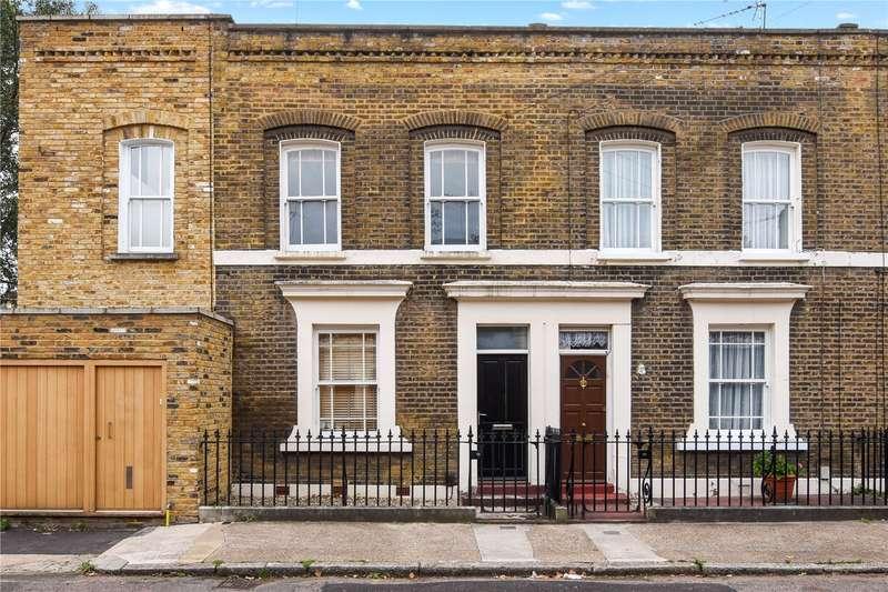 3 Bedrooms Terraced House for sale in Portelet Road, Stepney, London, E1