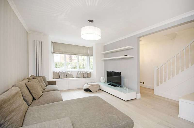 3 Bedrooms Semi Detached House for sale in Wymering Road, Maida Vale, W9