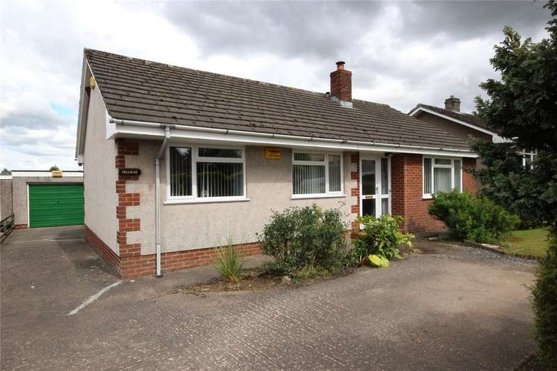 3 Bedrooms Bungalow for sale in Gillmar, Low Row, Brampton, Cumbria