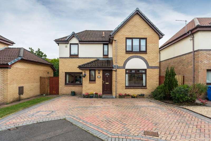 4 Bedrooms Detached House for sale in 21 Ellon Way, Paisley, PA3 4BW