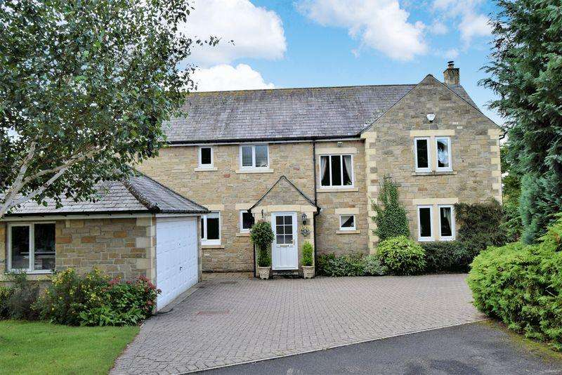 5 Bedrooms Detached House for sale in Broadacres, Fourstones
