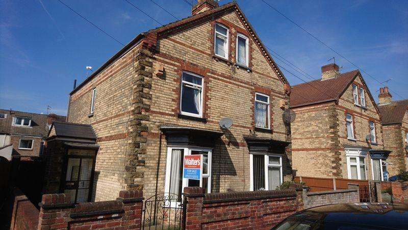 4 Bedrooms Semi Detached House for sale in Sandsfield Lane, Gainsborough