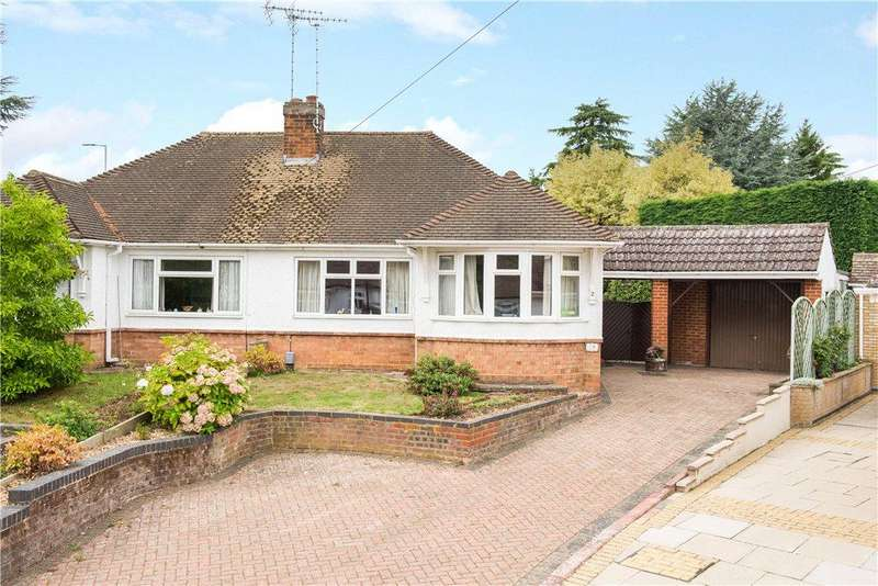 2 Bedrooms Unique Property for sale in Traherne Close, Hitchin, Hertfordshire