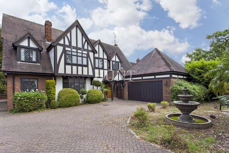 6 Bedrooms Detached House for sale in Tomswood Road, Chigwell, Essex IG7