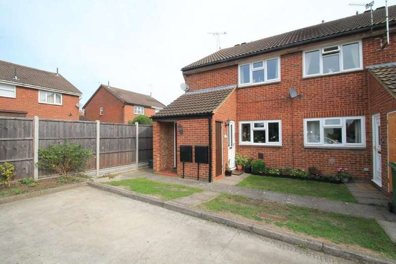 1 Bedroom Ground Maisonette Flat for sale in Coppice Way, Aylesbury