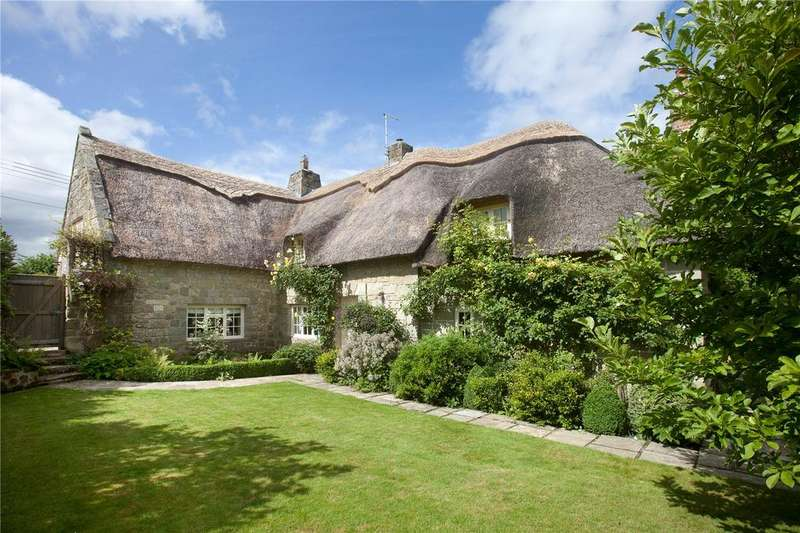 4 Bedrooms Detached House for sale in Scotts Hill, Donhead St. Andrew, Shaftesbury, Dorset, SP7