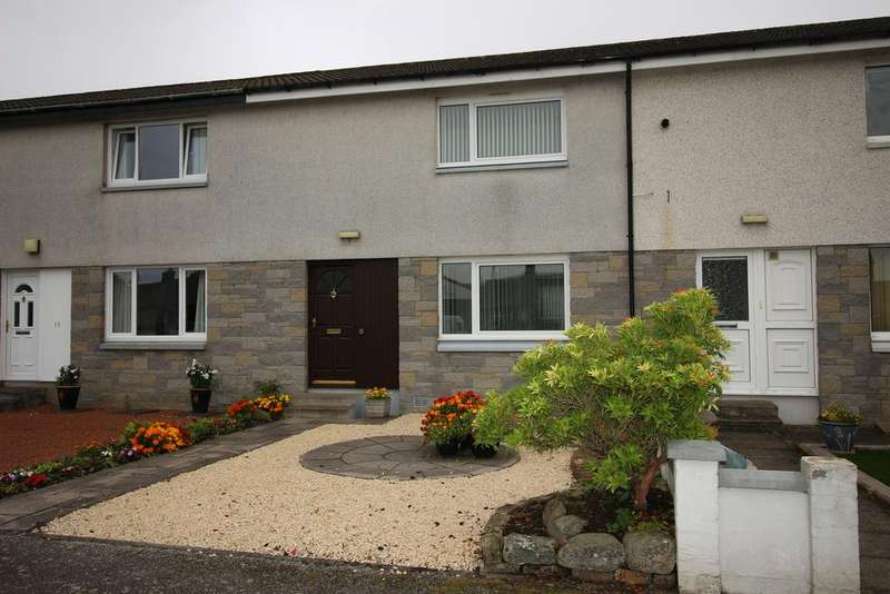 2 Bedrooms Terraced House for sale in Barras, Lochmaben, Lockerbie DG11