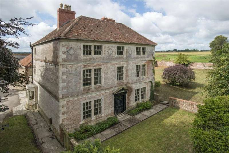 7 Bedrooms Farm Commercial for sale in Thoulstone Farm, Chapmanslade, Westbury, Wiltshire, BA13