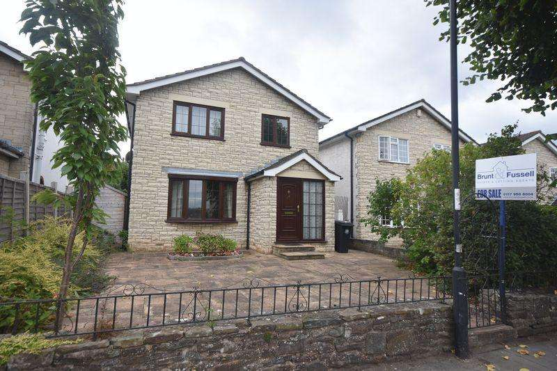 4 Bedrooms Detached House for sale in Thingwall Park Fishponds