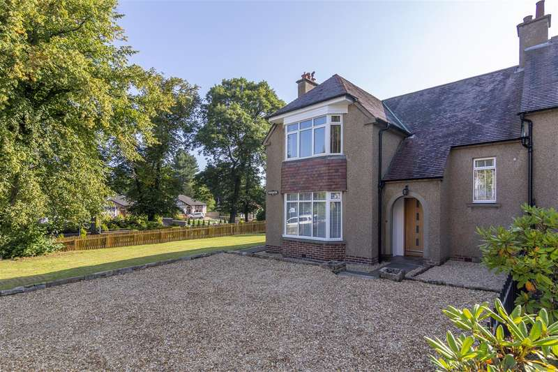 3 Bedrooms Semi Detached House for sale in Arnothill, Falkirk