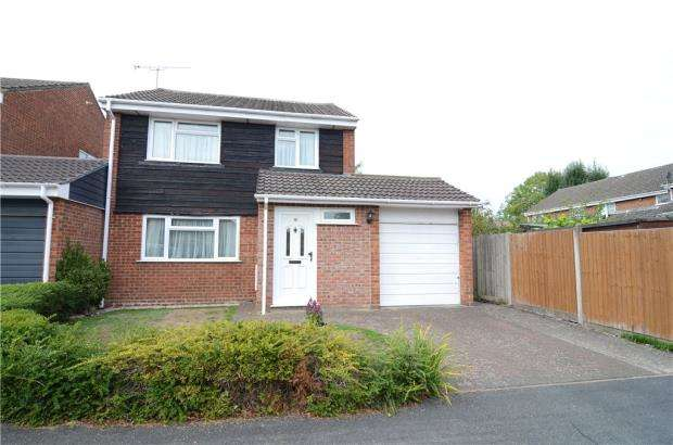 3 Bedrooms Detached House for sale in Wilton Court, Farnborough, Hampshire