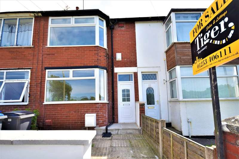 2 Bedrooms Terraced House for sale in Bardsway Avenue, Blackpool