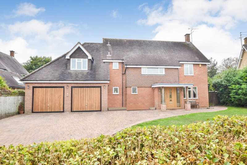 5 Bedrooms Detached House for sale in The Cherry Orchard, Staverton