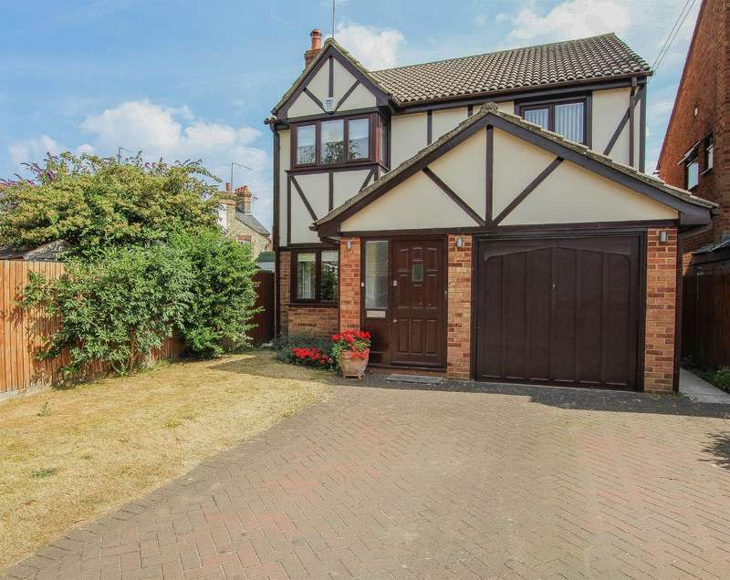 4 Bedrooms Detached House for sale in Stanbridge Road Terrace, Leighton Buzzard