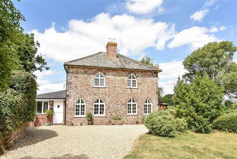 3 Bedrooms Detached House for sale in Broadclyst Road, Whimple, Exeter, Devon, EX5