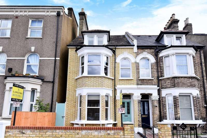 3 Bedrooms Flat for sale in Maple Road Penge SE20