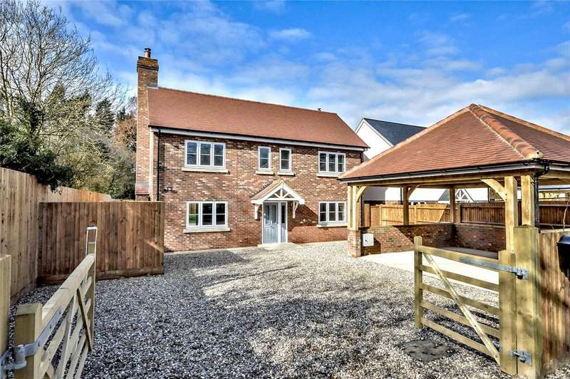 4 Bedrooms Detached House for sale in Church Lane, Widdington, Essex, CB11