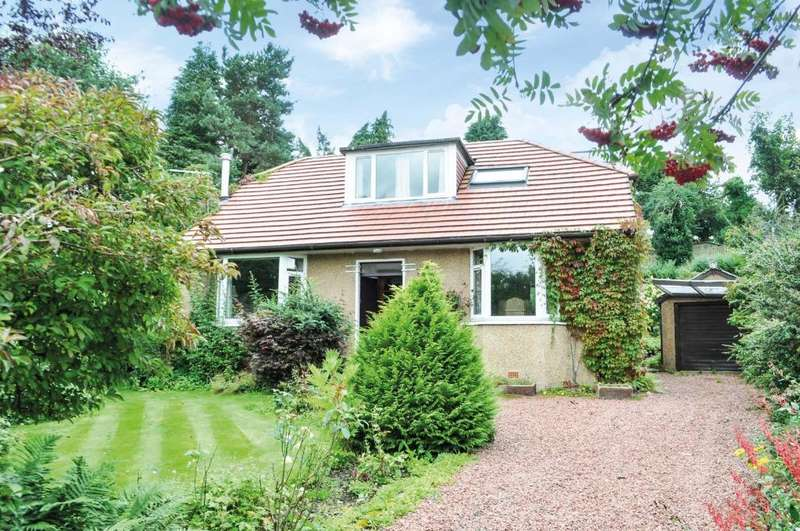 3 Bedrooms Detached House for sale in Connel Crescent, Milngavie, East Dunbartonshire, G62 6AR