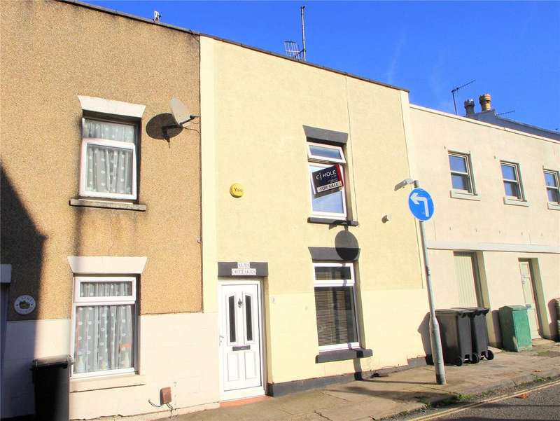 2 Bedrooms Terraced House for sale in Alma Cottages, Ashton Vale, BRISTOL, BS3