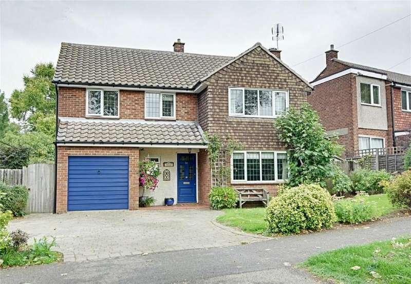 4 Bedrooms Detached House for sale in Gilders, Sawbridgeworth, Hertfordshire