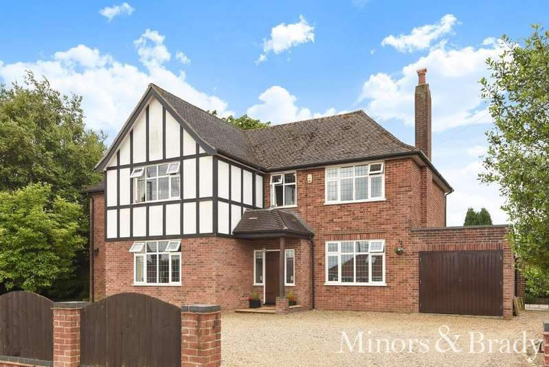 5 Bedrooms Detached House for sale in St. Williams Way, Norwich