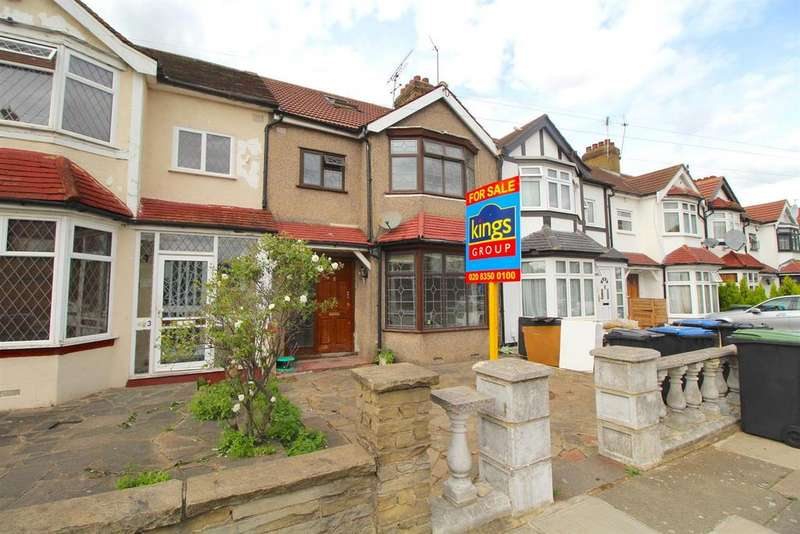 5 Bedrooms Terraced House for sale in Bromley Road, Edmonton, N18