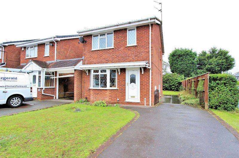 3 Bedrooms Link Detached House for sale in Cheswick Close, Willenhall