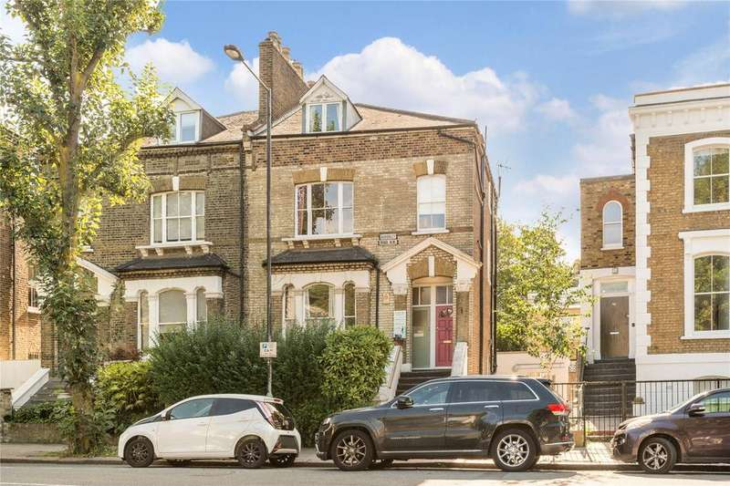 3 Bedrooms Maisonette Flat for sale in Burghley Road, Kentish Town, London