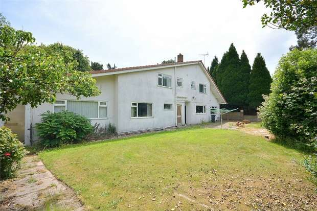 5 Bedrooms Detached House for sale in Glenferness Avenue, Talbot Woods, Bournemouth
