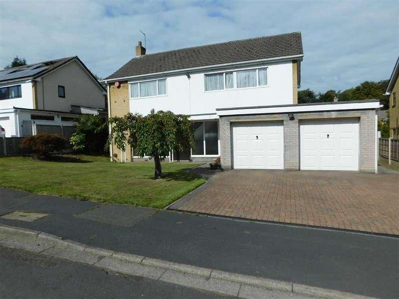 4 Bedrooms Detached House for sale in Edgerton Green, Edgerton, Huddersfield