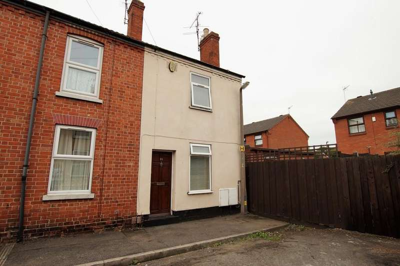 2 Bedrooms End Of Terrace House for sale in Stanley Street, Lincoln