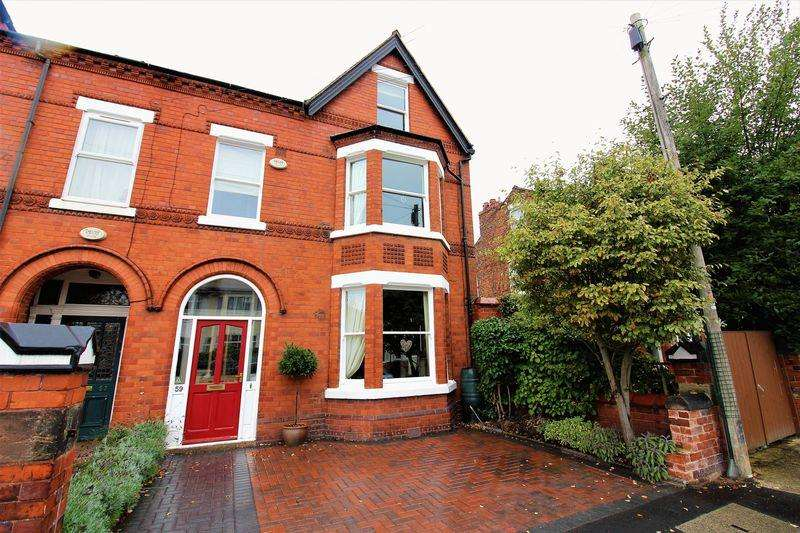 4 Bedrooms Unique Property for sale in Halkyn Road, Hoole, Chester